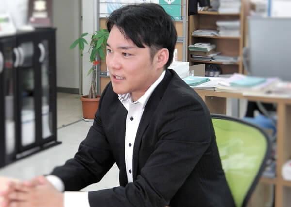 代表取締役 小渕暎侑