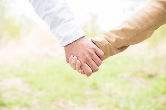 熟年結婚メリット