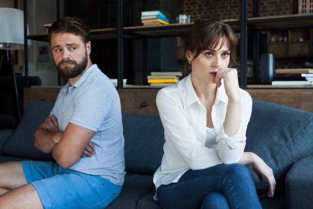 結婚喧嘩ばかり疲れた新婚夫婦準備喧嘩増えた頻度と無視は離婚の原因