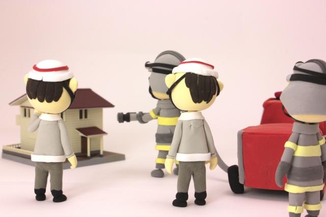 消防士結婚共働き